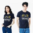 【101原創】短袖T恤-紐約燦爛夜景-男女適穿-9601028