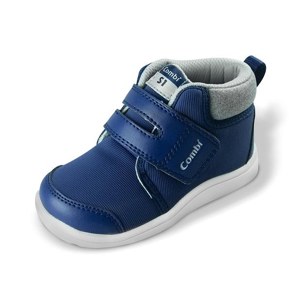 康貝 Combi NICEWALK 醫學級成長機能鞋-藍