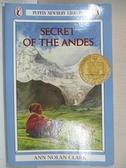 【書寶二手書T1/原文小說_B2Z】Secret of the Andes_Clark, Ann Nolan