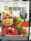 挖寶二手片-Y30-058-正版DVD-動畫【布偶歷險記】-迪士尼