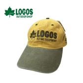 【LOGOS 日本 棒球帽 《黃/綠(荷蘭鍋)》】T050107/休閒鴨舌帽/運動帽/棒球帽