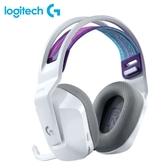 【Logitech 羅技】G733  RGB炫光無線電競耳機麥克風 白 【贈束口防塵套】