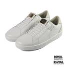 Royal Adelaide 白色 皮質 套入 休閒鞋 女款 NO.J0154【新竹皇家 92694-000】