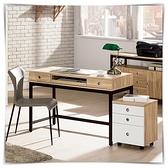 【水晶晶家具/傢俱首選】ZX1538-2鋼尼爾4尺電腦主桌~活動櫃另售