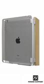 【A Shop】 POWER SUPPORT Air Jacket保護殼 iPad2專用(透明黑)