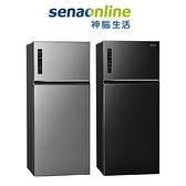 Panasonic 2門鋼板579L電冰箱NR-B581TV-S/K (晶漾銀/晶漾黑) 神腦生活