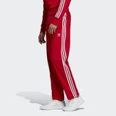 L-adidas ORIGINALS FIREBIRD TP 長褲 紅色 三條線 褲管拉鏈 男款 ED7011