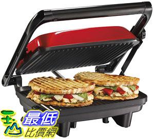 [7美國直購] 帕尼尼機 Hamilton Beach 25462Z Panini Press Gourmet Sandwich Maker