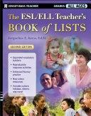 二手書博民逛書店 《The ESL/ELL Teacher s Book of Lists》 R2Y ISBN:9780470222676│John Wiley & Sons