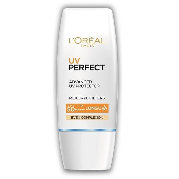 巴黎萊雅完美UV全效防護隔離乳-膚色30ml SPF50+ PA++++