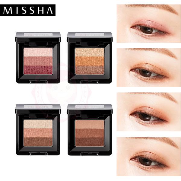 MISSHA 三色眼影(2g)