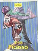 【書寶二手書T8/藝術_D7D】帕布羅.畢卡索-英戈瓦爾特_INGOF.WALTH