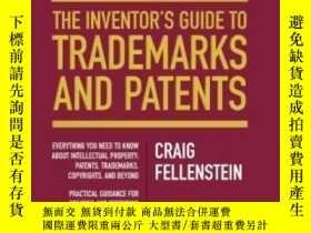 二手書博民逛書店The罕見Inventor s Guide To Trademarks And Patents-發明者商標和專利指