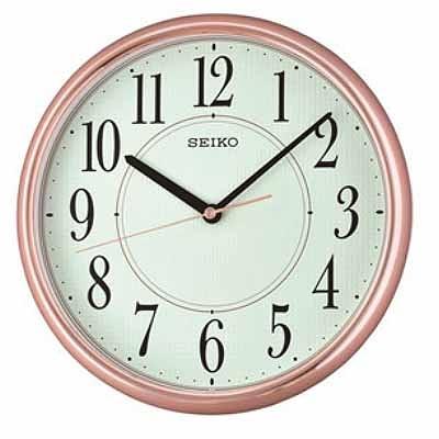 【分期0利率】SEIKO 日本 精工掛鐘 圓型 夜光時鐘 全新原廠公司貨 QXA671P