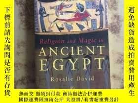二手書博民逛書店Religion罕見and Magic in Ancient E