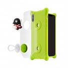 iPhone X 泡泡保護套-企鵝
