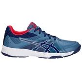 ASICS 亞瑟士 男網球鞋 COURT SLIDE (藍) 網球鞋 1041A037-400【胖媛的店】