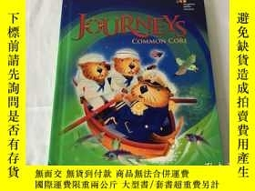 二手書博民逛書店Journeys:罕見Common Core Student Edition Volume 6 Grade 1 2