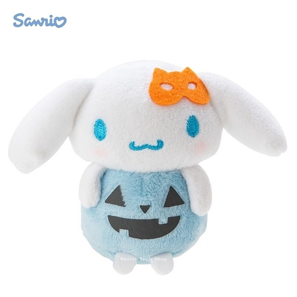 日本限定 三麗鷗 大耳狗 萬聖節 沙包娃娃 小玩偶
