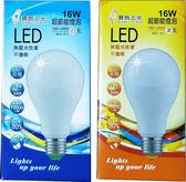 促銷最低價 寶島之光LED16W-白光/黃光