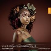 【停看聽音響唱片】【CD】韋瓦第:大提琴協奏曲第3集 柯恩 大提琴 和諧音波樂團