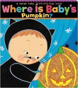 【麥克書店】WHERE IS BABY'S PUMPKIN ? /硬頁翻翻書