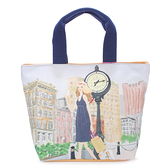 Reiko Aoki青木禮子Tribeca-traveling彩繪托特包730022-114