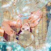 古裝 菩提雪漢服女古裝齊腰襦裙繡花裙頭改良唐裝古裝漢服行吉復刻漢服igo  coco衣巷