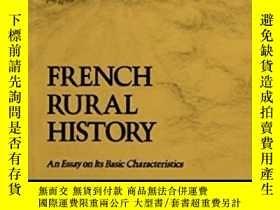二手書博民逛書店French罕見Rural HistoryY255562 Marc Bloch University Of C