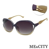 【南紡購物中心】【SUNS】ME&CITY 義式甜美別緻太陽眼鏡 時尚大框墨鏡 抗UV400 (ME 1210 C99)