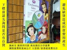 二手書博民逛書店Disney罕見Princess: Enchanting Tal