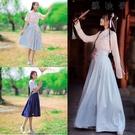 中國風套裝改良古風襦裙