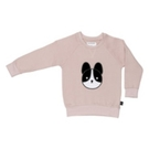 兒童 幼童 長袖刷毛 有機棉 澳洲 HUXBABY 有機棉長袖刷毛棉T - 法式時尚