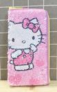 【震撼精品百貨】Hello Kitty 凱蒂貓~Hello Kitty日本SANRIO三麗鷗KITTY化妝包/筆袋-亮片*46874