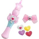 日本 光之美少女閃耀唇膏魔法棒 BD57051 元氣魔法 BANDAI 公司貨