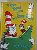 【書寶二手書T8/原文小說_KT2】I Can Read With My Eyes Shut_Seuss, Dr.