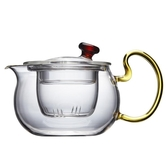 特惠茶壺泡茶壺玻璃加厚耐高溫紅茶功夫茶具花茶壺茶杯套裝家用過濾泡茶器