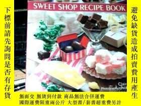 二手書博民逛書店SWEET罕見SHOP RECIPE BOOK PP3Y1657