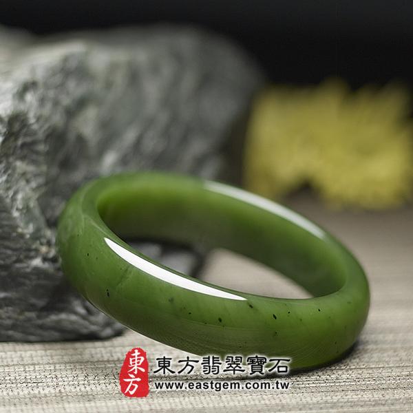 和田碧玉鐲(閃玉,俄羅斯碧玉,圓鐲18.5)RA011嚴選和闐玉,手工精雕,訂製珠寶。附玉石雙證書