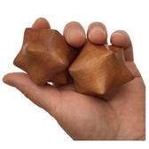 花椒木健身球手球木