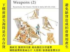 二手書博民逛書店Medieval罕見Siege Weapons (2) NVG 69 (damaged)-中世紀攻城武器(2)NV