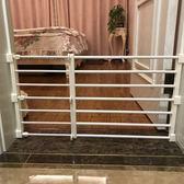 寵物圍欄 免打孔小型犬寵物隔離門狗狗擋門柵欄圍欄室內廚護欄可拆卸