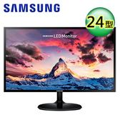 【SAMSUNG 三星】S24F350FHE PLS 零閃屏 24吋電腦螢幕