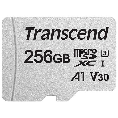 Transcend 創見 micro SDXC 300S 256GB Class 10 UHS-I U3 V30 記憶卡