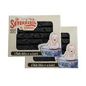 【南紡購物中心】法霓恩-經典乳油木原生皂-神秘黑橄欖300g*2
