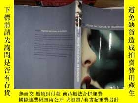 二手書博民逛書店BTEC罕見HIGHER NATIONAL IN BUSINES