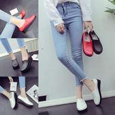 春防水鞋女韓國雨鞋成人防滑短筒低幫時尚水鞋坡跟厚底膠鞋休閒『櫻花小屋』