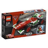 LEGO 樂高 汽車總動員 Ultimate Build Francesco 8678