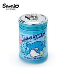 【日本正版】山姆企鵝 迷你罐型 收納包 吊飾 小物收納 企鵝 Tuxedosam 三麗鷗 Sanrio - 422625