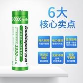 18650鋰電池大容量3.7v4.2v手電筒26650可充電充電器小風扇 超商